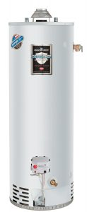 Rapid Rooter Plumbing image of Bradford White Eco Defender Water Heater