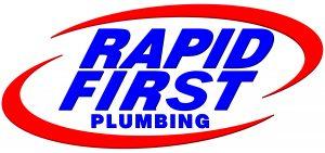 Rapid First Plumbing Logo